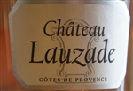 2016 CHATEAU LAUZADE ROSE 1.5L