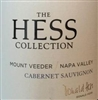 2013 HESS COLLECTION CABERNET SAUVIGNON MOUNT VEEDER 750ML