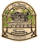 2018 FAR NIENTE CHARDONNAY ESTATE BOTTLED 750ML