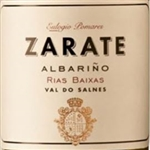 2016 ZARATE ALBARINO 750ML