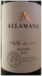 "2015 ALLAMAND CABERNET ""750ML"""