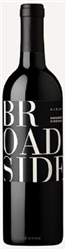 2018 BROADSIDE MERLOT MARGARITA VINEYARD 750ML