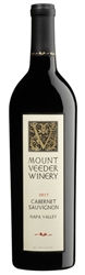 2017 MOUNT VEEDER WINERY CABERNET SAUVIGNON 750ML