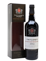 2014 TAYLOR FLADGATE PORT LATE BOTTLED VINTAGE 750ML
