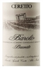 "2013 CERETTO BAROLO BRUNATE ""750ML"""