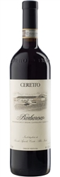 2016 CERETTO BARBARESCO 750ML