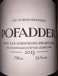 2016 SADIE FAMILY POFADDER 750ML