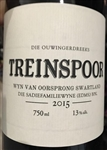 2015 SADIE FAMILY TREINSPOOR 750ML
