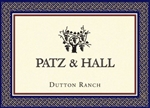 2015 PATZ & HALL CHARDONNAY DUTTON RANCH 750ML