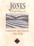 2012 JONES FAMILY VINEYARDS CABERNET SAUVIGNON 750ML