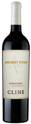 2018 CLINE ZINFANDEL ANCIENT VINES 750ML