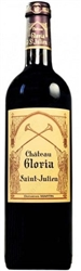 2017 CHATEAU GLORIA ST. JULIEN 750ML