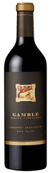 2014 GAMBLE FAMILY VINEYARDS CABERNET 750ML