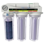 AquaticLife Classic 100 GPD 4 Stage Reverse Osmosis/DI Unit
