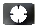 "AquaticLife Hybrid Mounting System 16""/18"" Bracket, Rectangular, 7.5"" x 5.5"" (for Kessil A360 & A350)"