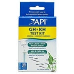 Aquarium Pharmaceuticals (API) GH & KH Test Kit