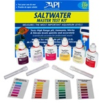 Aquarium Pharmaceuticals Saltwater Master Test Kit