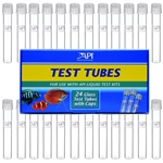 Aquarium Pharmaceuticals (API) Replacement Test Tube (24 Pack)