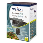 Aqueon QuietFlow 20 Internal Shrimp Filter