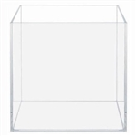 AquaTop 2.11 Gallon High Clarity Glass Cube Aquarium (HCC-8)