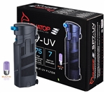 AquaTop Submersible Filter w/ 7W UV SP7-UV