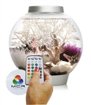 BiOrb Classic 15 Liter Silver Aquarium MCR Light