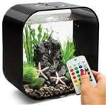 BiOrb Life 30 Liter Black Aquarium with MCR Lighting