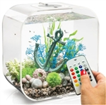 BiOrb Life 30 L Transparent Aquarium MCR Light