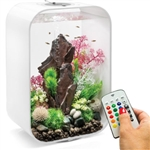 BiOrb Life 45 Liter White Aquarium with MCR Lighting