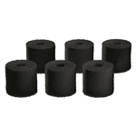 OASE BioMaster 250, 350 & 600 60 PPI Replacement Carbon Pre-Filter Foam 6-Pack