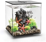 BiOrb Cube 30 Liter Black Aquarium w/ LED Lighting
