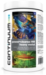Continuum Aquatics Power-Cleanse Heavy Metal 4 liters