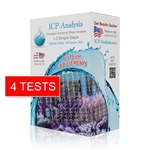 ICP Water Analysis Kit (4pk)