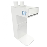 "Klir Drop In Automatic Fleece Filter 4"" Filter Bracket"