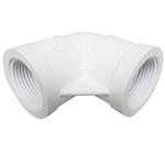 "Schedule 40 PVC Elbow 1"" Thread X 1"" Thread"