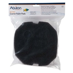 Aqueon QuietFlow Canister Filter 300 & 400 Replacement Coarse Foam Pads 2-Pack