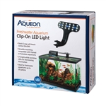 Aqueon Freshwater Aquarium Clip-On LED Light