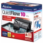 Aqueon QuietFlow 10 LED Pro Power Filter