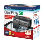 Aqueon QuietFlow 50 LED Pro Power Filter (Item #06117)