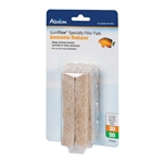 Aqueon QuietFlow 30 & 50 Ammonia Reducer Filter Pads, 4-Pack (Item # 06280)