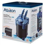 Aqueon QuietFlow Canister Filter 200 (Up to 55G)