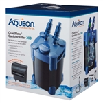 Aqueon QuietFlow Canister Filter 300 (Up to 75G)