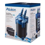 Aqueon QuietFlow Canister Filter 400 (Up to 155G)