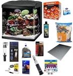 Coralife Size 32 LED BioCube Aquarium Deluxe Reef Package WITHOUT Stand