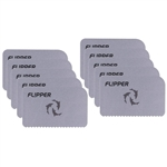 Flipper Platinum Scraper Replacement Cards, 10 Count