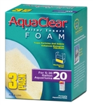 Aquaclear 20 Filter Insert Foam Block