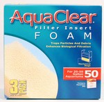 Aquaclear 50 Filter Insert Foam Block