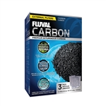 Fluval Carbon, 3 X 100 Gram Packs (Fluval A1440)