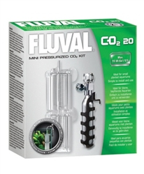 Hagen Fluval CO2 20 Mini Pressurized CO2 Kit
