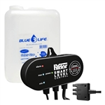 Hydor Smart Level Control & Blue Life 5 Gallon Water Jug Package